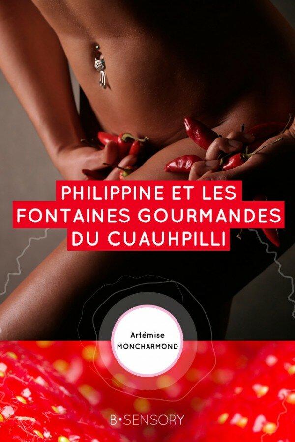 Philippine et les fontaines gourmandes du Cuāuhpilli