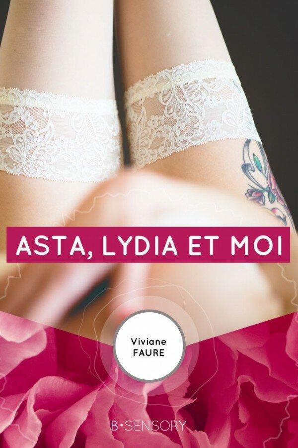 Ásta, Lydia et moi