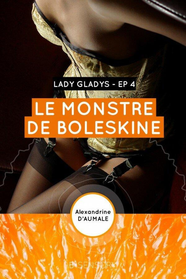 Le monstre de Boleskine, épisode 4
